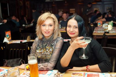 Вечер 23 февраля 2012 - Ресторан «Максимилианс» Казань - 18