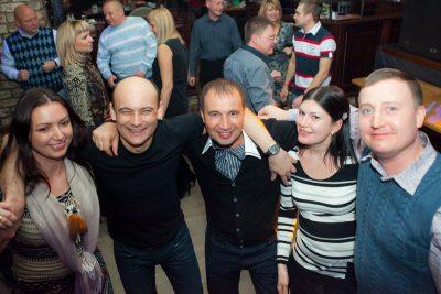 Вечер 23 февраля 2012 - Ресторан «Максимилианс» Казань - 19