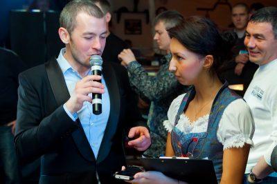 Вечер 23 февраля 2012 - Ресторан «Максимилианс» Казань - 26