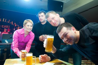 Вечер 23 февраля 2012 - Ресторан «Максимилианс» Казань - 31