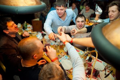 Вечер 23 февраля 2012 - Ресторан «Максимилианс» Казань - 32