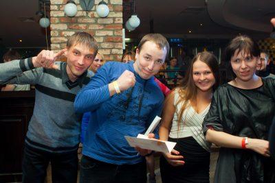 Вечер 23 февраля 2012 - Ресторан «Максимилианс» Казань - 33
