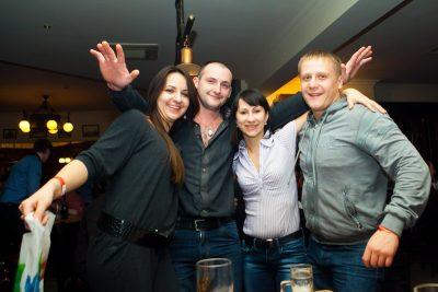 Вечер 23 февраля 2012 - Ресторан «Максимилианс» Казань - 36