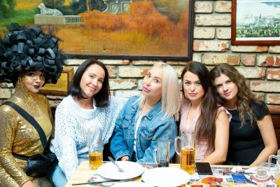 Вечеринка «Ретро FM», 14 сентября 2019 - Ресторан «Максимилианс» Казань - 50