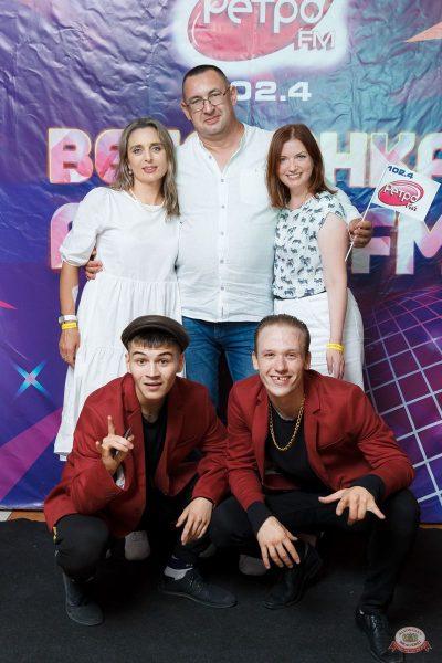 «Вечеринка Ретро FM», 21 августа 2021 - Ресторан «Максимилианс» Казань - 15