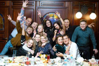 Вечеринка «Ретро FM», 22 ноября 2019 - Ресторан «Максимилианс» Казань - 53