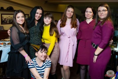 Вечеринка «Ретро FM», 22 ноября 2019 - Ресторан «Максимилианс» Казань - 58