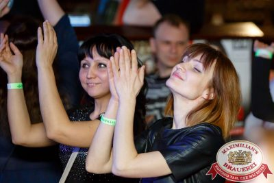 ВИА «Волга-Волга», 1 марта 2018 - Ресторан «Максимилианс» Казань - 00043