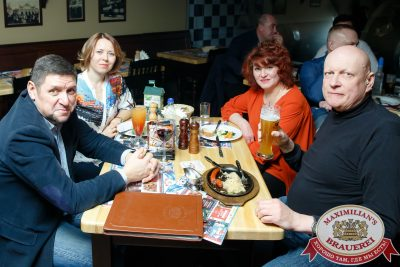 ВИА «Волга-Волга», 1 марта 2018 - Ресторан «Максимилианс» Казань - 00054