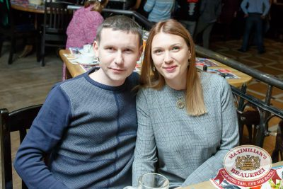 ВИА «Волга-Волга», 1 марта 2018 - Ресторан «Максимилианс» Казань - 00058