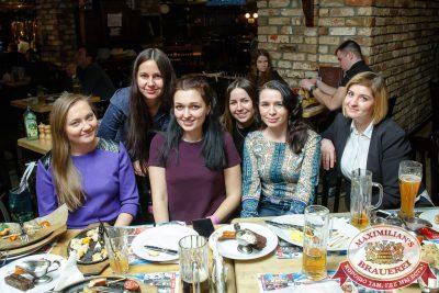 ВИА «Волга-Волга», 1 марта 2018 - Ресторан «Максимилианс» Казань - 00065