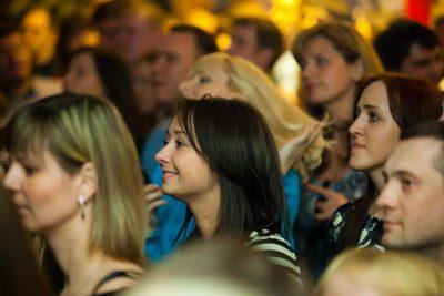 ВИА «Волга-Волга» и «Мамульки-Bend» в «Максимилианс», 12 апреля 2012 - Ресторан «Максимилианс» Казань - 06