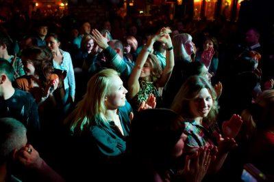 ВИА «Волга-Волга» и «Мамульки-Bend» в «Максимилианс», 12 апреля 2012 - Ресторан «Максимилианс» Казань - 07