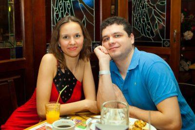 ВИА «Волга-Волга» и «Мамульки-Bend» в «Максимилианс», 12 апреля 2012 - Ресторан «Максимилианс» Казань - 14