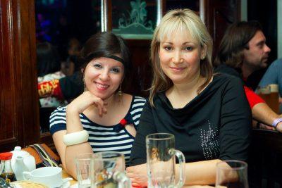 ВИА «Волга-Волга» и «Мамульки-Bend» в «Максимилианс», 12 апреля 2012 - Ресторан «Максимилианс» Казань - 19