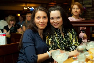 ВИА «Волга-Волга» и «Мамульки-Bend» в «Максимилианс», 12 апреля 2012 - Ресторан «Максимилианс» Казань - 20