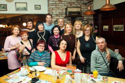 ВИА «Волга-Волга» и «Мамульки-Bend» в «Максимилианс», 12 апреля 2012 - Ресторан «Максимилианс» Казань - 24