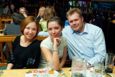 ВИА «Волга-Волга» и «Мамульки-Bend» в «Максимилианс», 12 апреля 2012 - Ресторан «Максимилианс» Казань - 27