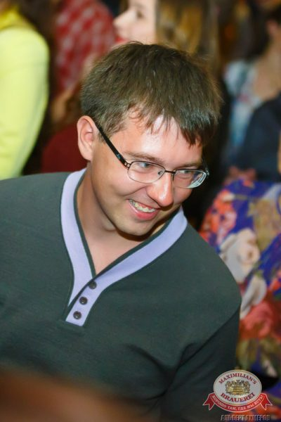 Вика Дайнеко, 9 октября 2014 - Ресторан «Максимилианс» Казань - 28
