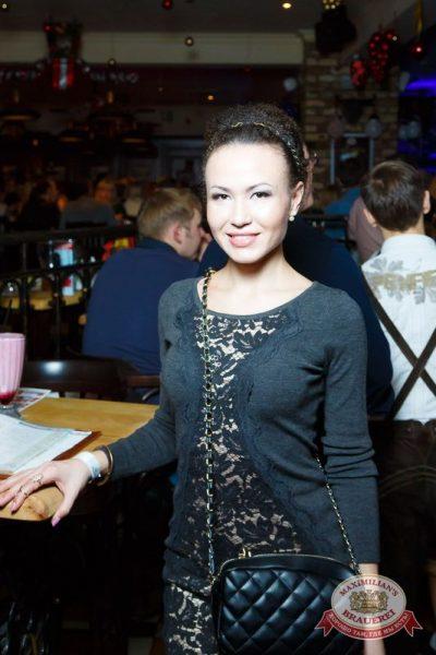 Владимир Кузьмин, 10 декабря 2015 - Ресторан «Максимилианс» Казань - 06