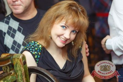 Владимир Кузьмин, 10 декабря 2015 - Ресторан «Максимилианс» Казань - 18