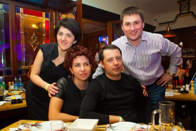 Владимир Кузьмин, 7 апреля 2012 - Ресторан «Максимилианс» Казань - 05