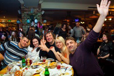 Владимир Кузьмин, 7 апреля 2012 - Ресторан «Максимилианс» Казань - 06