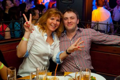 Владимир Кузьмин, 7 апреля 2012 - Ресторан «Максимилианс» Казань - 11