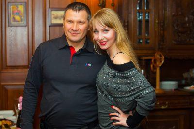 Владимир Кузьмин, 7 апреля 2012 - Ресторан «Максимилианс» Казань - 17