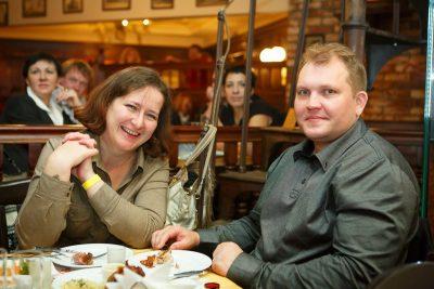 Владимир Пресняков, 17 ноября 2012 - Ресторан «Максимилианс» Казань - 13