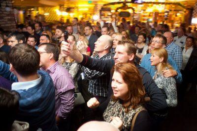 «Воскресение» в «Максимилианс», 19 апреля 2012 - Ресторан «Максимилианс» Казань - 09