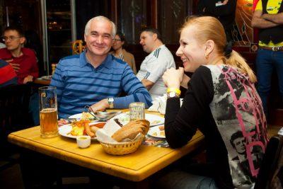 «Воскресение» в «Максимилианс», 19 апреля 2012 - Ресторан «Максимилианс» Казань - 12