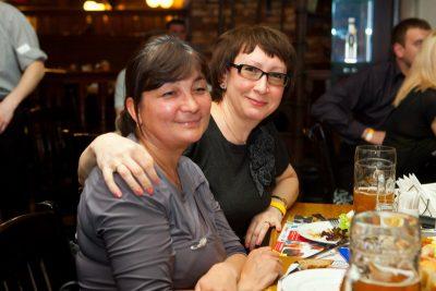«Воскресение» в «Максимилианс», 19 апреля 2012 - Ресторан «Максимилианс» Казань - 14