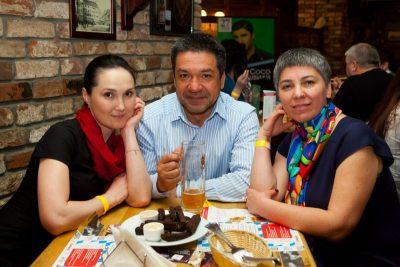 «Воскресение» в «Максимилианс», 19 апреля 2012 - Ресторан «Максимилианс» Казань - 15