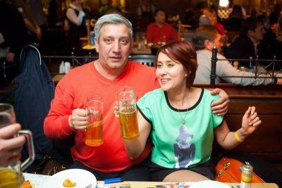 «Воскресение» в «Максимилианс», 19 апреля 2012 - Ресторан «Максимилианс» Казань - 17