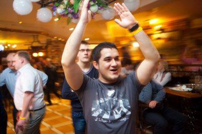 «Воскресение» в «Максимилианс», 19 апреля 2012 - Ресторан «Максимилианс» Казань - 18