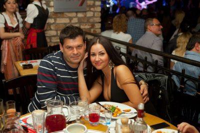 «Воскресение» в «Максимилианс», 19 апреля 2012 - Ресторан «Максимилианс» Казань - 20