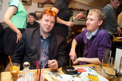 «Воскресение» в «Максимилианс», 19 апреля 2012 - Ресторан «Максимилианс» Казань - 21