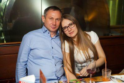 «Воскресение» в «Максимилианс», 19 апреля 2012 - Ресторан «Максимилианс» Казань - 22