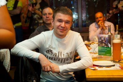 «Воскресение» в «Максимилианс», 19 апреля 2012 - Ресторан «Максимилианс» Казань - 27