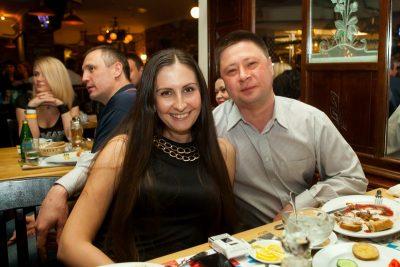«Воскресение» в «Максимилианс», 19 апреля 2012 - Ресторан «Максимилианс» Казань - 29