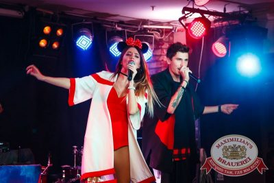 Группа «Время и Стекло», 24 сентября 2015 - Ресторан «Максимилианс» Казань - 01