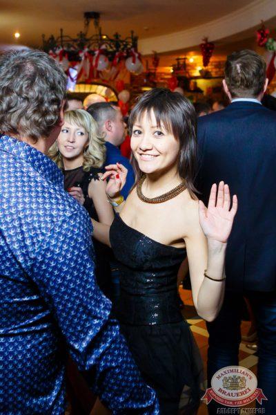 Встреча нового 2015 года в «Максимилианс»: Новогодняя «Горько!» с ВИА «Волга-Волга», 1 января 2015 - Ресторан «Максимилианс» Казань - 42