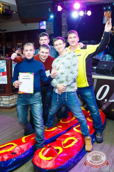 Встреча выпускников: вспомнить все, 7 февраля 2015 - Ресторан «Максимилианс» Казань - 15
