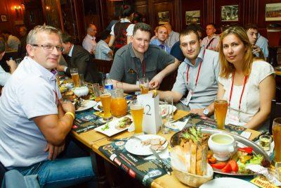 Вячеслав Бутусов и группа «Ю-Питер», 13 июня 2013 - Ресторан «Максимилианс» Казань - 19