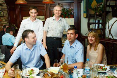 Вячеслав Бутусов и группа «Ю-Питер», 13 июня 2013 - Ресторан «Максимилианс» Казань - 26