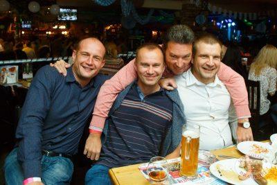 Вячеслав Бутусов и группа «Ю-Питер», 29 сентября 2013 - Ресторан «Максимилианс» Казань - 19