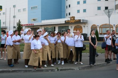 «Взрывное» открытие, 27 июня 2010 - Ресторан «Максимилианс» Казань - 0226