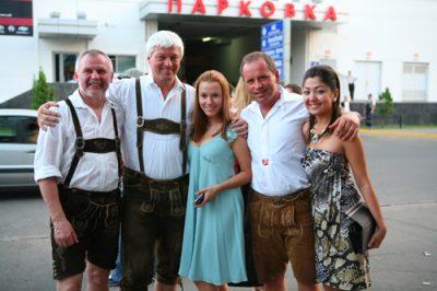 «Взрывное» открытие, 27 июня 2010 - Ресторан «Максимилианс» Казань - 0377