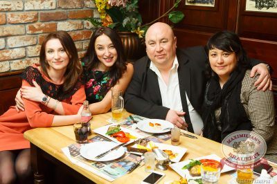 Ёлка, 26 февраля 2014 - Ресторан «Максимилианс» Казань - 14